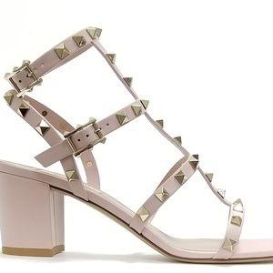 Valentino Garavani Rockstud Sandals 39 EU